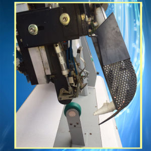 Used PE/PVC Strap Hot Air Welding Waterproof Goods and Shoes Seam Sealing Machine pictures & photos