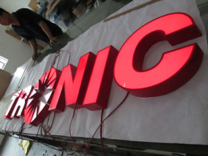Building Business Illuminated Exterior Interior Channel Letter Signage pictures & photos