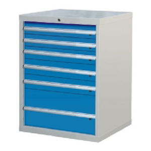 Westco Tool Cabinet with Drawers (Drawer Cabinet, Workshop Cabinet, ML-1000-6)