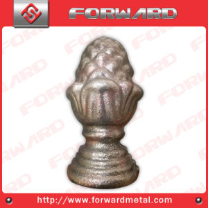 Ornamental Wrought Iron Spearpoint pictures & photos