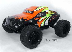 New Arrival 2.4G 1/10 Scale High Speed Electric RC Car