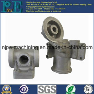Customized High Precision Aluminum Die Casting Machinery Part
