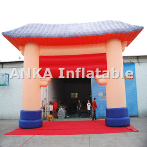 Outdoor Activities Race Inflatable Arch for Events pictures & photos