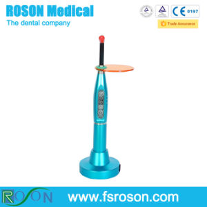 Colourful LED Dental Curing Light, Digital Light Curing Machine