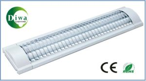 T8 Fluorescent Lighting Fixture, CE, RoHS, IEC, SABS Approved, Dw-T8cgp1 pictures & photos