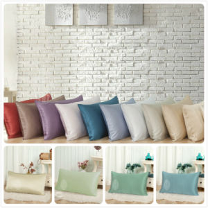 China Factory Wholesale 100% Silk Pillowcase pictures & photos