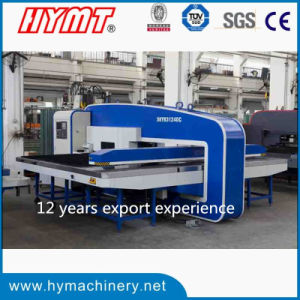 SKYB31240C CNC Hydraulic turret steel plate punching machine pictures & photos