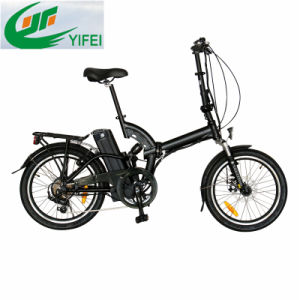 Ce 36V Ks Suspension Foldable Electric Bike with 20 ′inch Tire pictures & photos