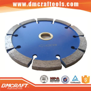 Diamond Tuck Point Circular Saw Blade with Flat Segment pictures & photos