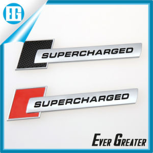 Customized 3D Car Badge Sticker Decal Custom Emblems Chromed ABS Badges for Car pictures & photos