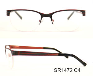 Half Rim Hot Selling Metal Optical Frames Eyewear pictures & photos