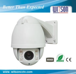 CCTV Ahd Hdcvi 1080P HD PTZ 4 Inch Mini High Speed Dome Camera pictures & photos