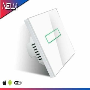 2015 Hotsale WiFi Wall Switch Remote Control by Android and Ios Phone