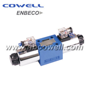 Hydraulic Electromagnetic Valve for Extrusion