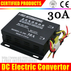 30A 24-12V DC Car Power Converter