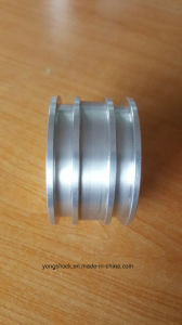 Aluminum Floating Piston for Precision Machining