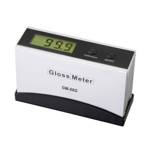 GM-60 60 Degree Paint Gloss Meter with Large Measuring Hole