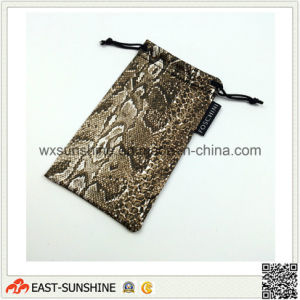 Customed Logo Eyeglass Pouch (DH-MC0635) pictures & photos