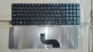 for Acer Aspire 5340 5342 5249 5360 Laptop Keyboard CZ Layout