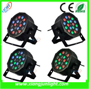 18X3w Indoor RGB LED PAR Can Stage Light LED Bulb pictures & photos