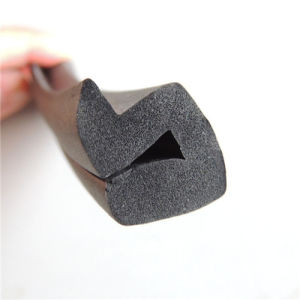 Competitive Price EPDM Extruded Foam Rubber Strips pictures & photos