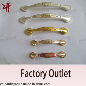 Factory Direct Sale Zinc Alloy Kitchen Pull Cabinet Handle (ZH-1118)