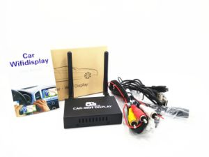 5g Car WiFi Display Mirrorlink Android Miracast Ios Airplay Mirroring  HDMI+AV+Micro USB for Car Electronic