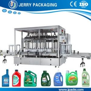 Automatic Paste & Viscous Liquid Filling Machine for Bottle & Pail pictures & photos