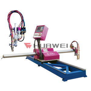 Hnc-2100X Good Quality Huawei CNC Plasma Cutter pictures & photos