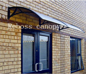 Polycarbonate DIY Shutter / Canopy / Sunshade/ Shed for Windows& Doors (V1500A-L) pictures & photos