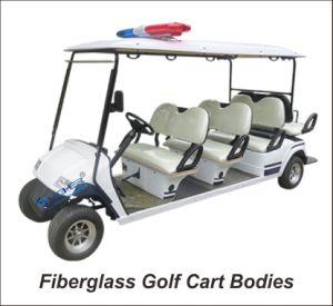 China Fiberglass/FRP Golf Cart Bodies (HG104) - China