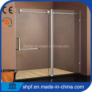 Big Roller Sliding Shower Enclosure with High Quality