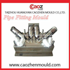 Plastic Pipe Fitting PPR PVC Drain Injection Mould