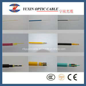 2016 Best Selling All Kinds of Indoor Fiber Optic Cable (GJFJV) From China Factory