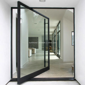 Nice Hanssuno Modern Pivot Door