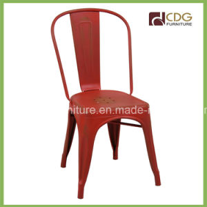 618-St 2015 Retro Outdoor Metal Chair, Metal Frame Chair