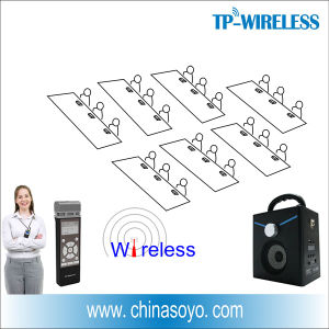 Portable RF Wireless Classroom Sound System Solution (classroom audio solution) PA System pictures & photos