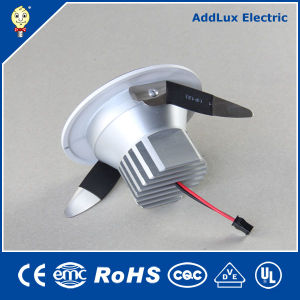 Daylight / Pure White / Cool White COB LED Downlight pictures & photos