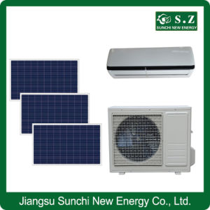 Acdc Hybrid Cheapest Heating and Cooling Efficient Air Conditioner of Residential Solar Panels pictures & photos