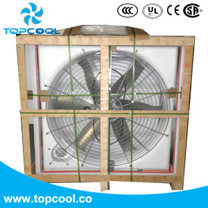 "50"" Belt Drive Side Wall Exhaust Fan Square Ventilation Solution pictures & photos"