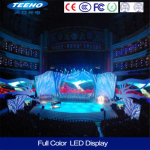 High Quality P6 1/4s Indoor RGB LED Panel for Stage pictures & photos