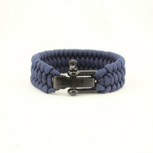 Paracord Bracelets With Survival Whistle Bracelet 550