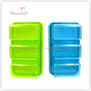 25.5*8*15.3cm Plastic Storage Box for Home Storage and Organziation pictures & photos