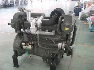 British Ricardo Turbo Charged 155kw Diesel Engine pictures & photos