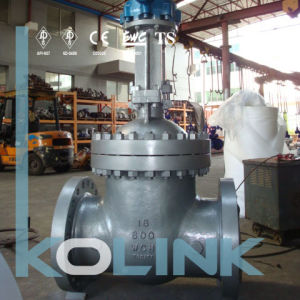 Flange Bb Cast Steel Gate Valve