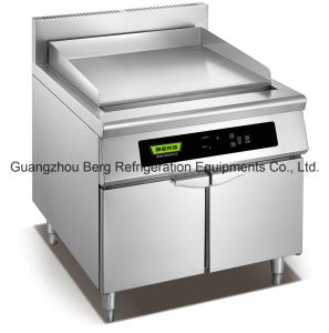 Temperature Adjustable Flat Induction Griddle Pan for Restaurant pictures & photos