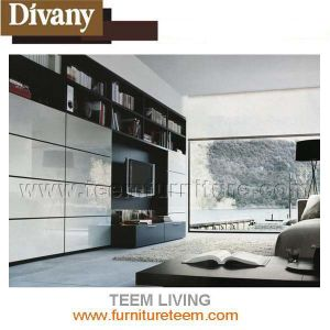 Chinese Modern Furniture Wood TV Cabinet pictures & photos