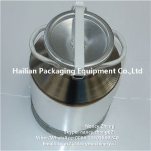 Dairy Factory Aluminium Milk Can for Fresh Milk Transport pictures & photos