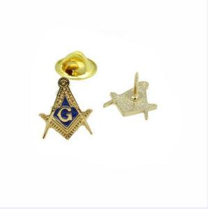 China Making Supplies Free Sampleoem Manufacturer Bulk Cheap Custom Masonic  Lapel Pin