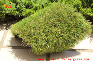 Popular Sales PE and PP Garden Synthetic Turf From Factory